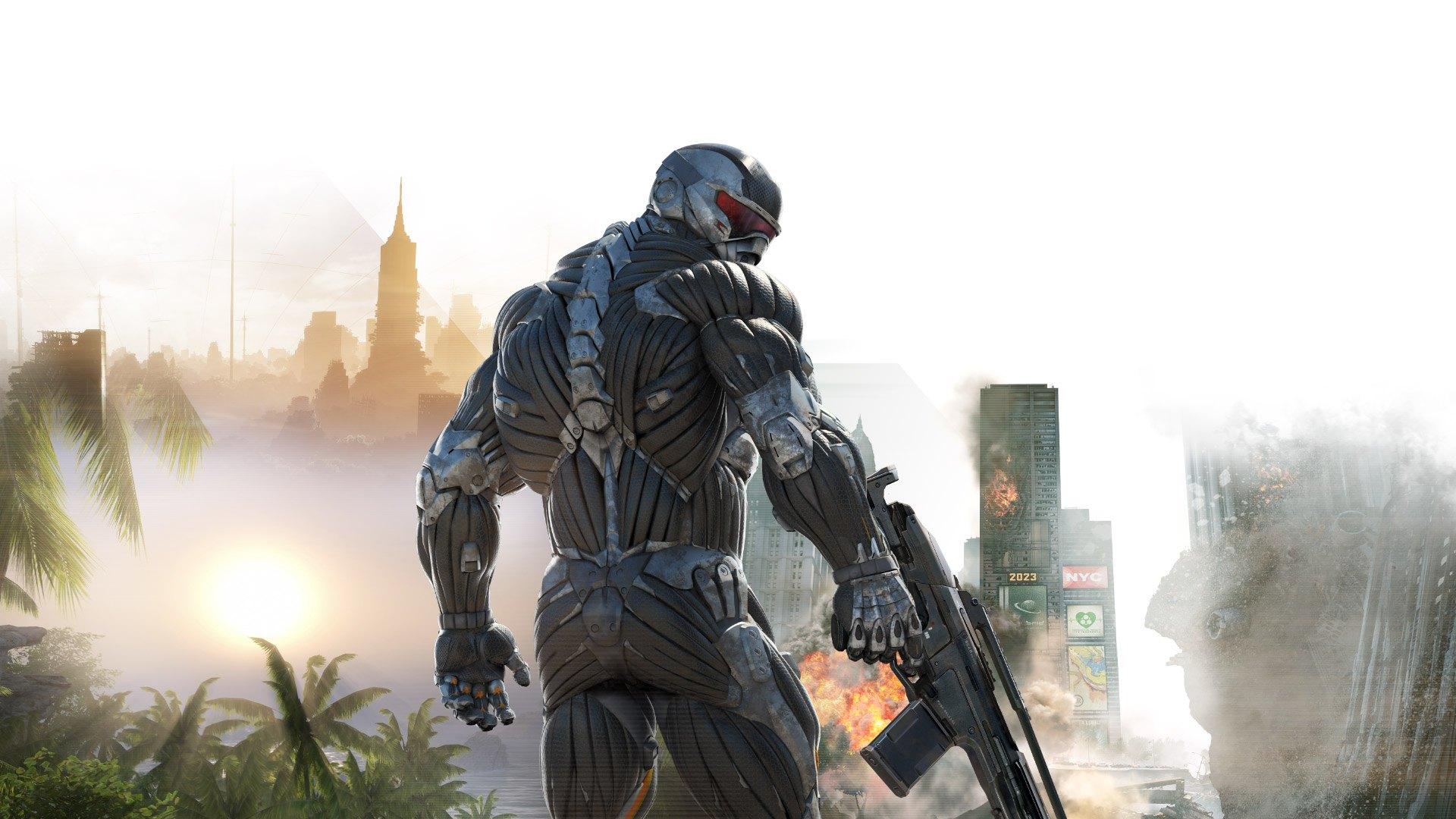 Crysis Remastered | FPS, Video Games | Crytek